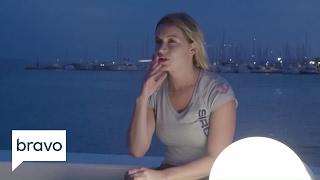 Below Deck Mediterranean: Did Hannah Ferrier Trash Talk Bobby Giancola? (Season 2, Episode 3)