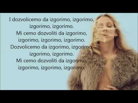 Ellie Goulding - Burn (srpski prevod) - YouTube