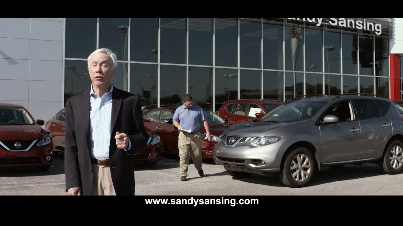 sandy sansing used commercial youtube. Cars Review. Best American Auto & Cars Review