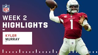 Kyler Murray Channels his Inner Jedi, Best Plays From 4-TD Game | NFL 2021 Highlights
