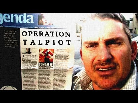 OPERATION TALPIOT, Brendon O'CONnel Exposed.