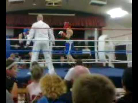 TELFORD ABC dean jones 1st bout