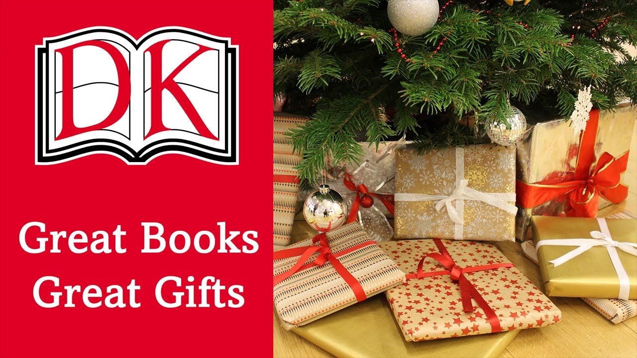 DK Christmas: Great Books Great Gifts - YouTube
