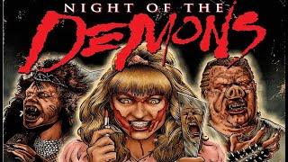 Ночь демонов | Night of the Demons | 1988
