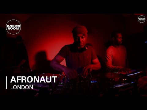 Co-Op Presents: Afronaut Boiler Room London DJ Set