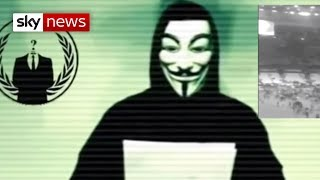 Hackers Identifying With Anonymous To Isis: We Will Never Let Up