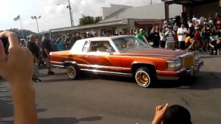 2012 2nd annual Bounded c.c lowrider car show Dalton Ga