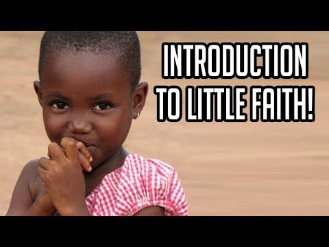 Young African Faith's Introduction to Rise Up Society