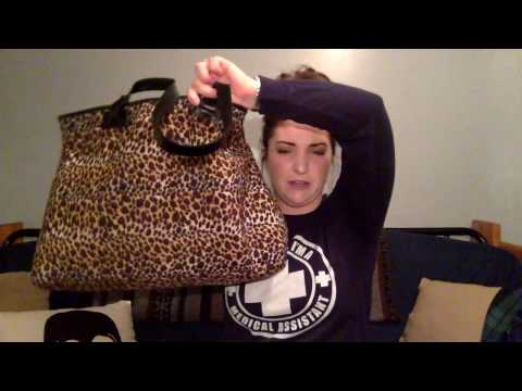 Medical Assistant - What's in My Bag?