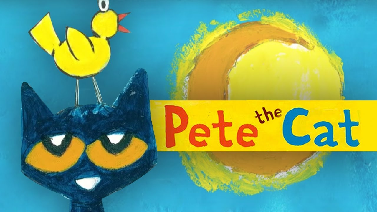 Books With Quotes About Life Prepossessing Pete The Cat's Groovy Guide To Life  Book Trailer & Inspirational