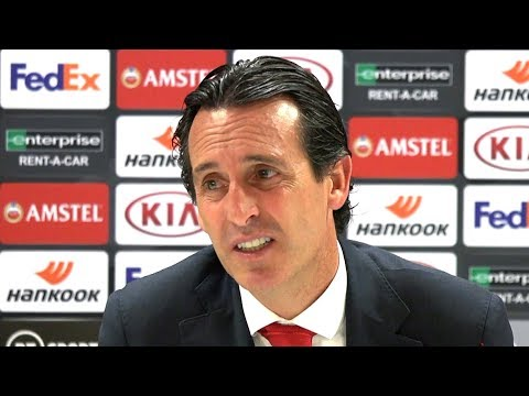 Unai Emery Full Pre-Match Press Conference - Arsenal v Bournemouth - Premier League