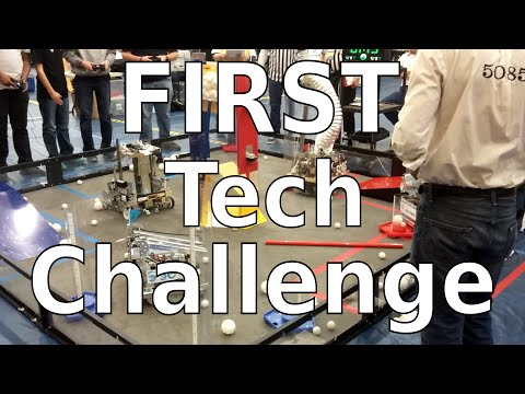 FIRST Tech Challenge (Spring 2015)