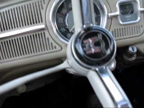 64 VW turn signal flasher replacement, got the signals workin\u0027 - YouTube
