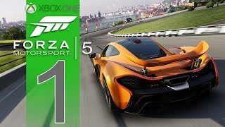 Let's Play Forza Motorsport 5 - EP01 - Excited!