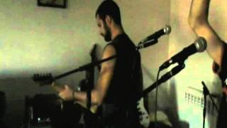 Iran / Rasht - Empty Spaces/What Shall We Do Now (Pink Floyd cover rehearsal) .wmv