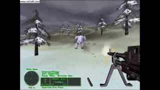 Delta Force Land Warrior- Yeti Easter Egg