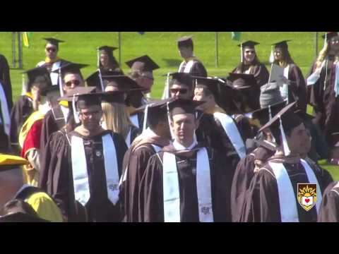 Lehigh University 148th Spring Commencement - Monday, May 23, 2016