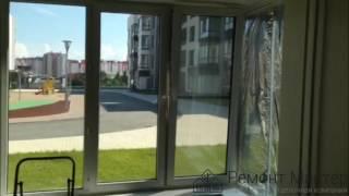 Ремонт по адресу: г. Тюмень, ул. Ожогино, дом 2 Видеообзор