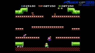 NES mini - Mario Bros - 8 bits
