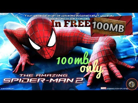 (100mb) Download THE AMAZING SPIDER MAN 2 FREE   (100% WORKING )  (HINDI/URDU) by Tech Gamer