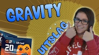 G2A GiftCard Give-away UITSLAG | Minecraft Gravity