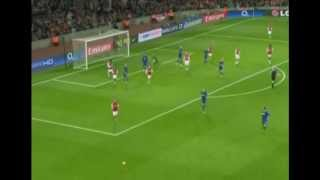 Arsenal 2 Manchester united 1 (2006-07)