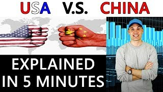 The US-China Trade War Explained in Under 5 Minutes!