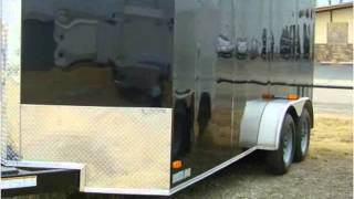 2013 Covered Wagon Cargo Trailer Used Cars Tulsa & Oklahoma