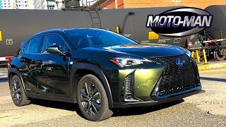 2019 Lexus UX 250h: Competitive with the Volvo XC40 & Cadillac XT4? FIRST DRIVE REVIEW (3 of 3)