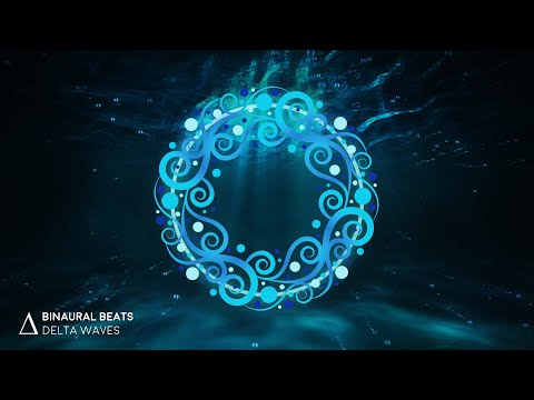SLEEP WAVES For Insomnia [Four Elements] Part 2: WATER 🌊 Binaural Beats Music