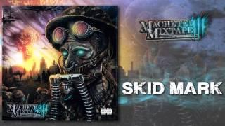 Jay Reaper, Jack The Smoker, Johnny Marsiglia, Dopey Rotten - Skid Mark [prod. Salmo] - MM3 #12