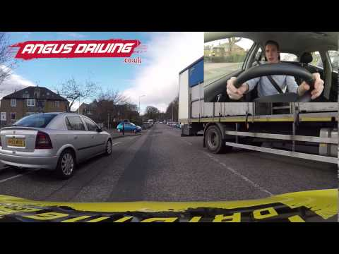 Edinburgh Currie Driving Test Route 4 (Test Tips and Common Mistakes) AngusDriving.co.uk
