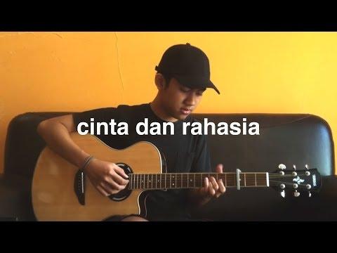 Yura Yunita - Cinta dan Rahasia ft. Glenn Fredly (Fingerstyle Cover)