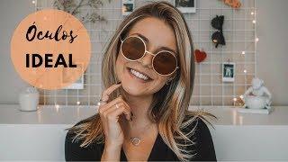 Qual o melhor modelo de óculos para o seu formato de rosto?