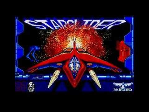 StarGlider Intro (Atari ST)