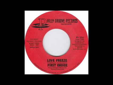 First Choice - Love Freeze