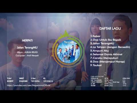 Merpati - ALBUM RELIGI (Full Album)