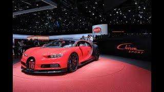 Choáng ngợp trước Bugatti Chiron phiên bản Sport 2.65 triệu Euros |XEHAY.VN|
