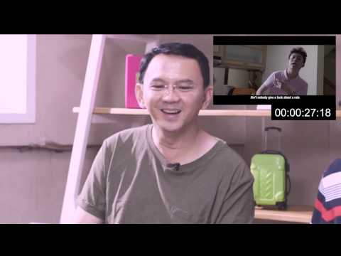 TRAILER: Ahok-Djarot React To Rich Chigga-Dat $tick