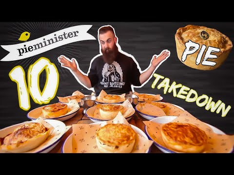 THE PIE MINISTER 10 PIE TAKE DOWN | The Chronicles of Beard Ep.58