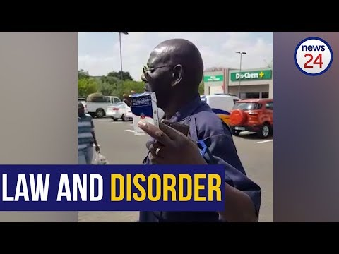 WATCH | 'Drunk'
