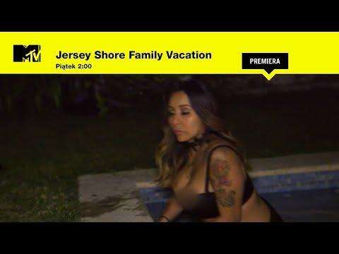 Jersey Shore Family Vacation s01 e02 I Pierwszy zgrzyt