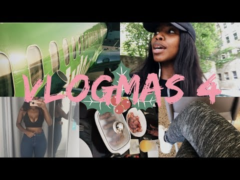 VLOGMAS 4: SHOPPING & HEADING TO JOBURG! | South African You