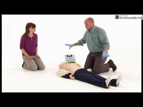 Using an AED by American Red Cross