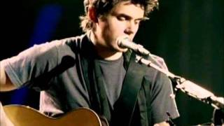 John Mayer - Dreaming With A Broken Heart (Unplugged Live)