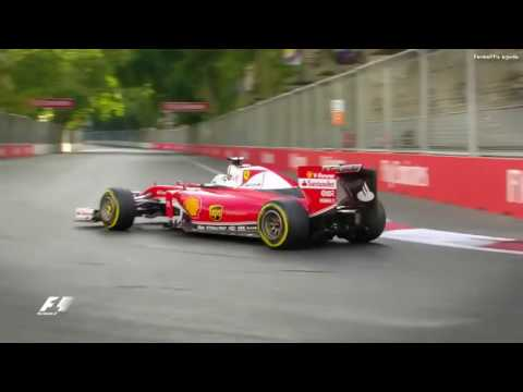 F1 2016 Europe Baku Race Edit// HOLİDAY AZERBAİJAN TRAVEL GROUP