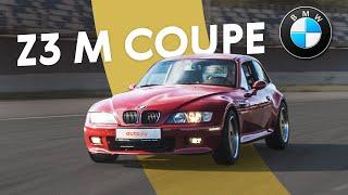 БМВ НЕ ДЛЯ ВСЕХ – BMW Z3 M Coupe