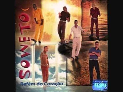 SOWETO CD COMPLETO - REFÉM DO CORAÇÃO ( PAGODE RETRÔ)