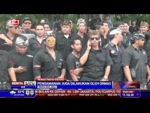 Ormas Bali Ikut Menjaga Munas Golkar
