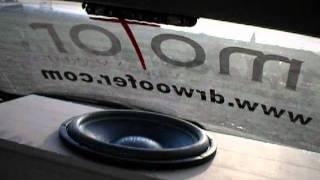 Motor Audio Subwoofer M1-15D2 - BASS